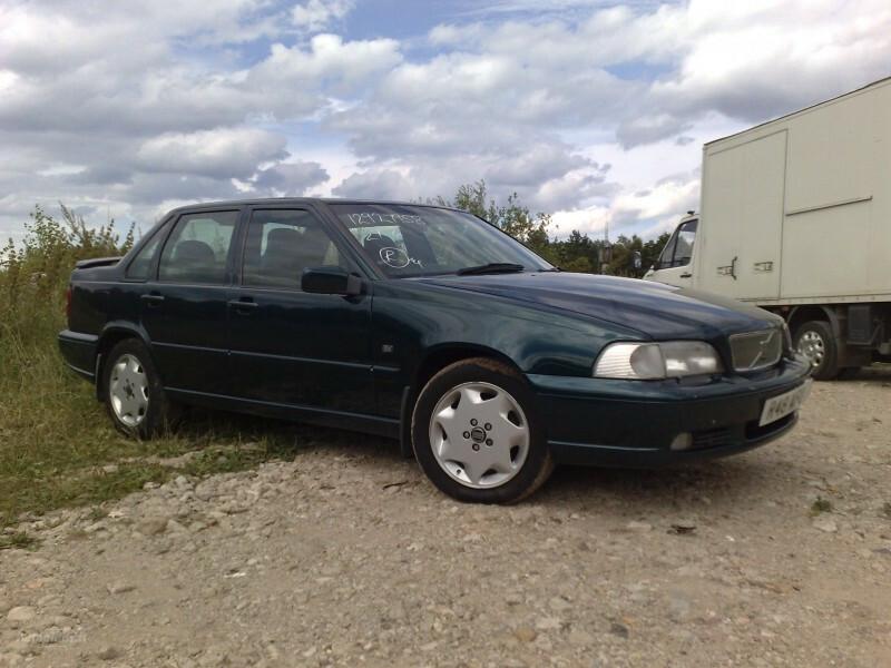 Volvo S70 2.5  , 1997y.