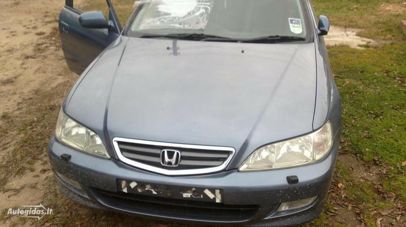 Honda Accord VI, 2002m.