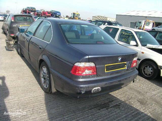 BMW 530 E39, 2002m.