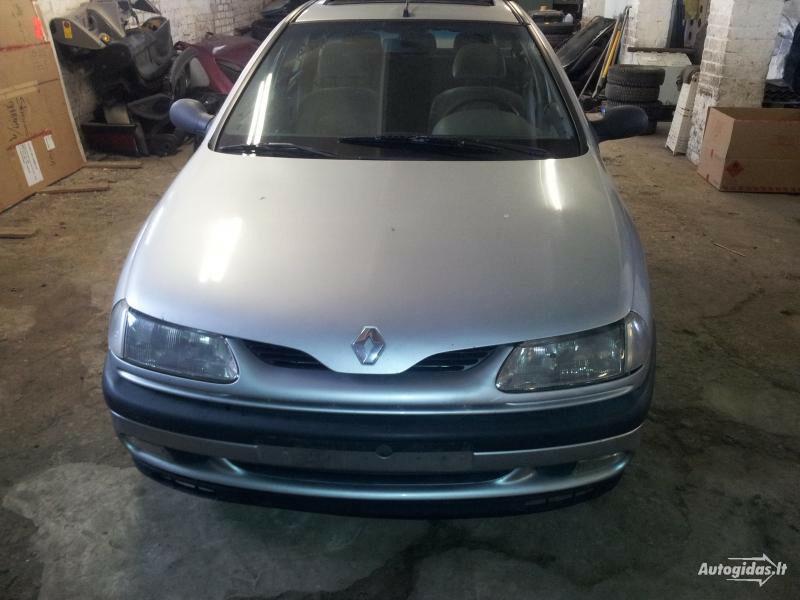 Renault Laguna I dyzelis benzinas, 1996m.
