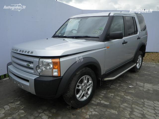 Land-Rover Discovery, 2008m.