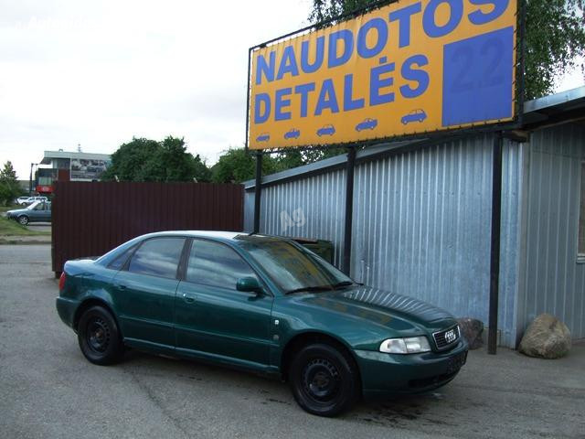 Audi A4 B5, 1998y.