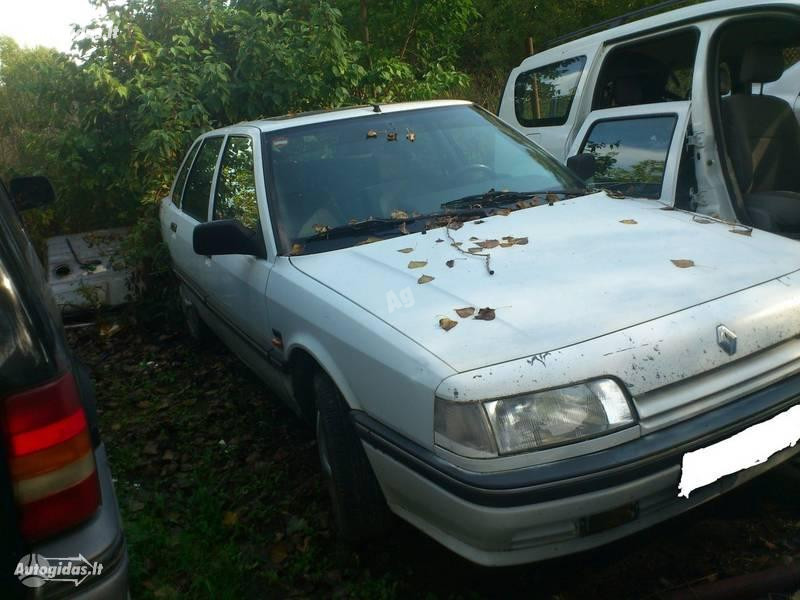 Renault 21, 1993m.
