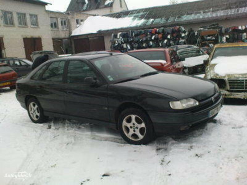 Renault Safrane, 1994m.