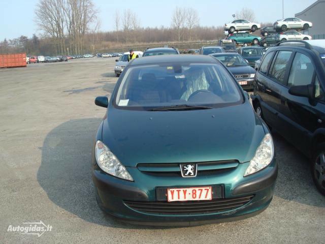 Peugeot 307 I 1.4 1.6 16V, 2004m.