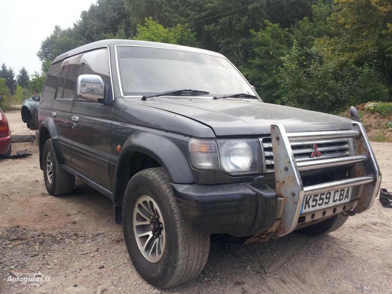 Mitsubishi Pajero II, 1997y.