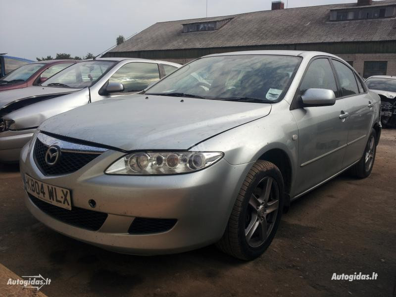 Mazda 6, 2003y.