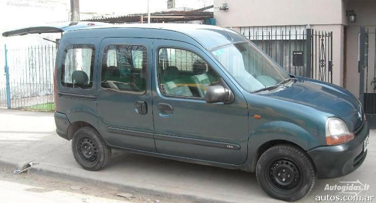 Renault Kangoo I TDI, 1999m.