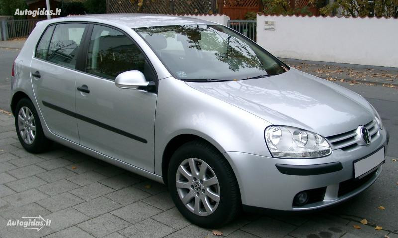 Volkswagen Golf V, 2005m.
