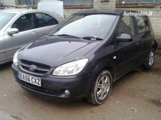 Hyundai Getz, 2006m.