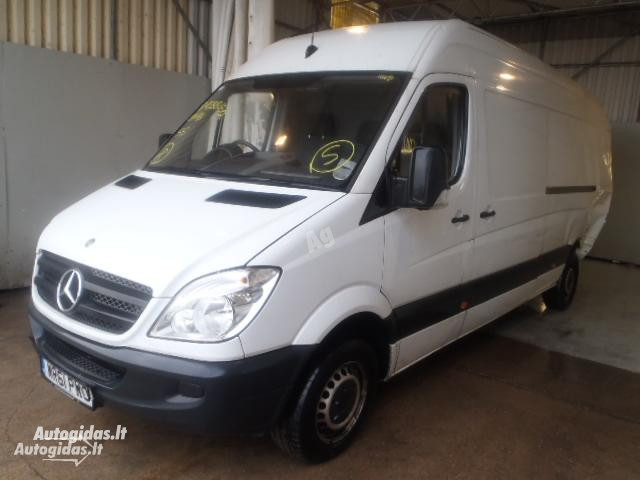 Mercedes-Benz Sprinter III 313CDI , 2012г.