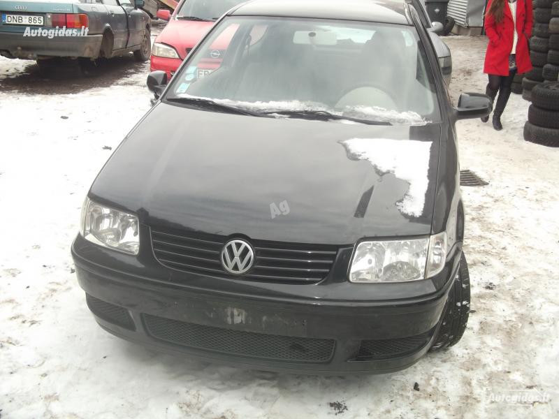Volkswagen Polo III mpi, 2000m.