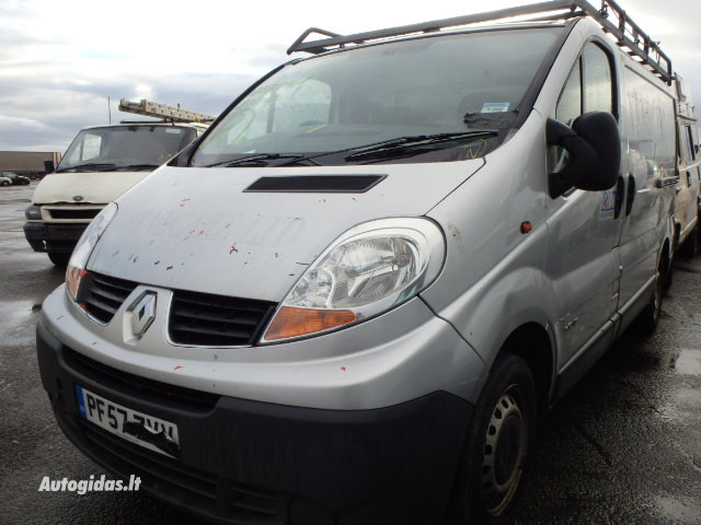 Renault Trafic, 2009г.