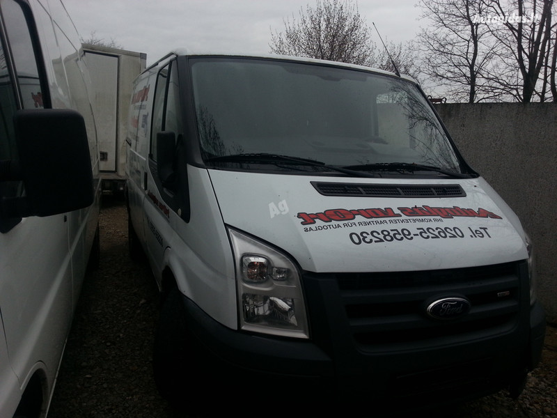 Ford Transit DT 260 / 2.2HD, 2007m.