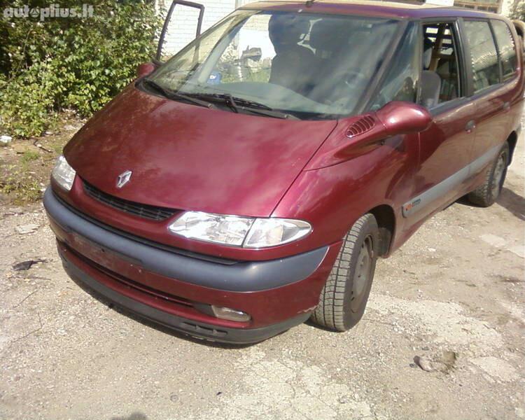 Renault Espace, 1998m.