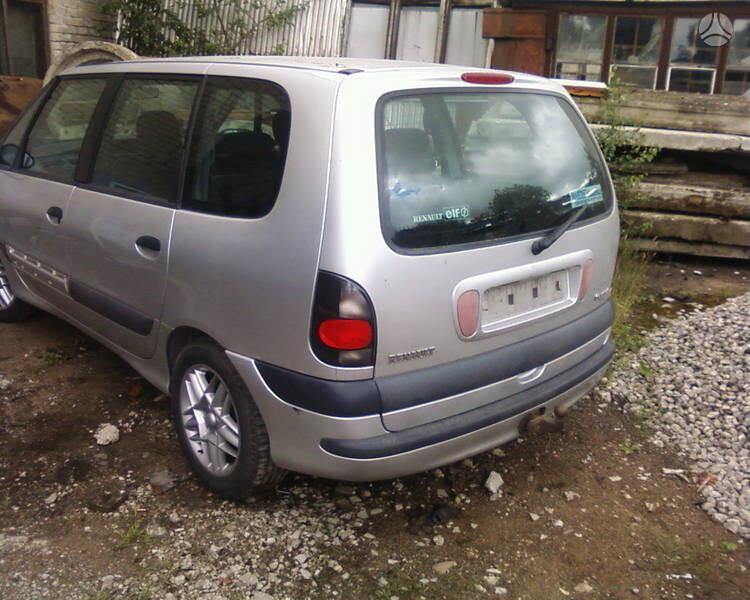 Renault Espace, 2001m.