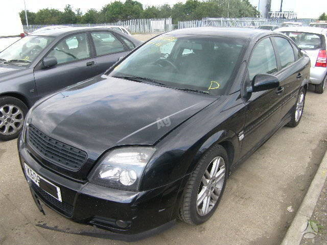 Opel Vectra, 2005m.