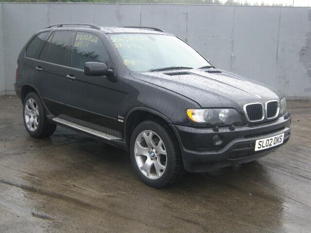 BMW X5 E53, 2002m.