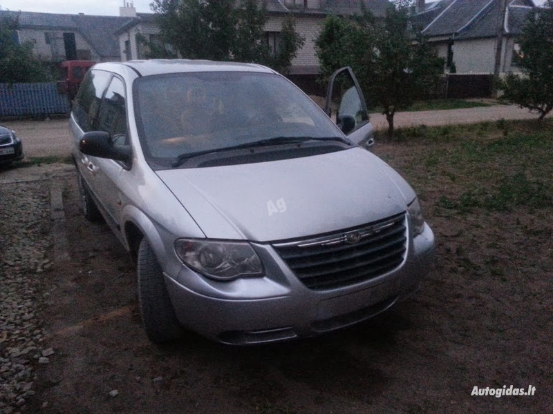 Chrysler Voyager III, 2005г.