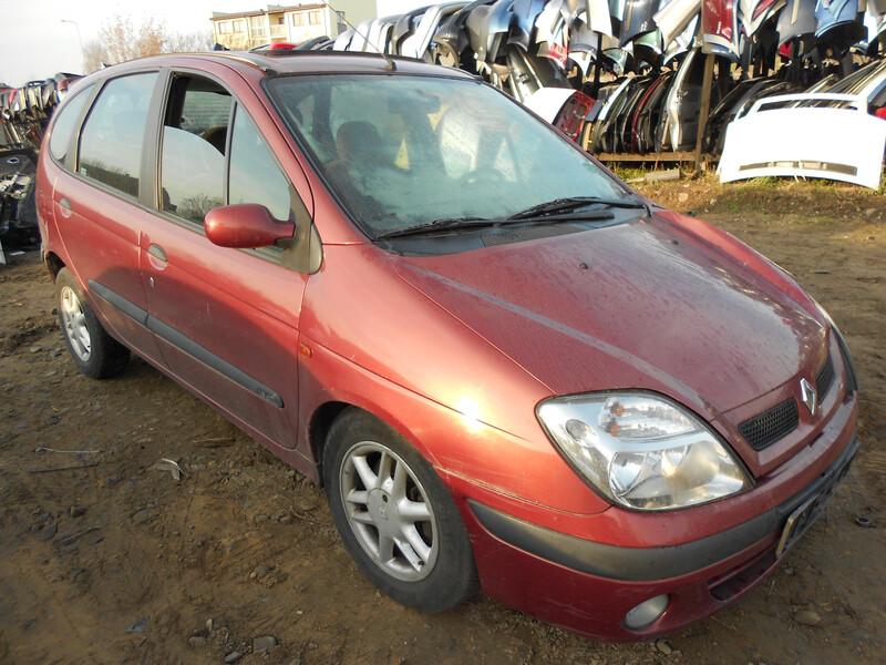 Renault Scenic I, 2001г.