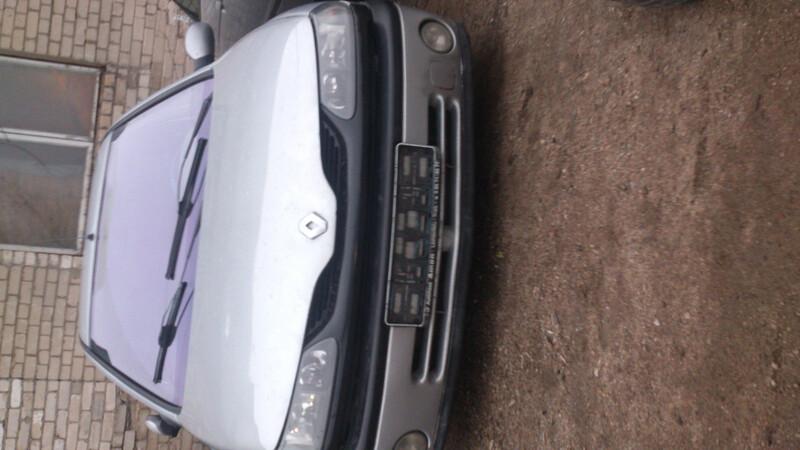 Renault Laguna I dti, 1999m.