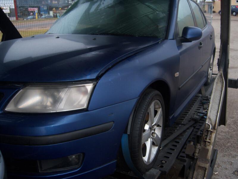 Saab 9-3 II, 2004m.