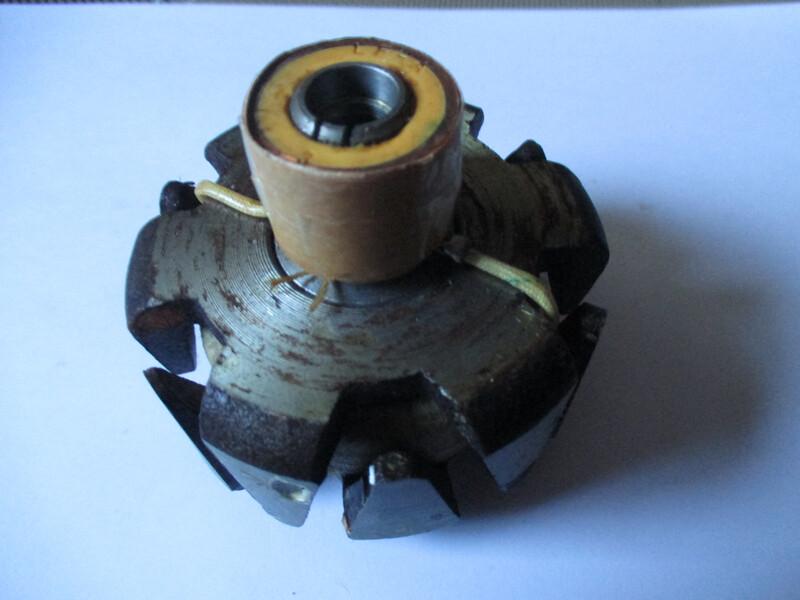 Jawa TS 350, 1990m.