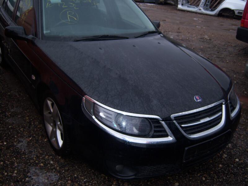 Saab 9-5, 2007m.