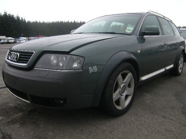 Audi A6 Allroad C5, 2003m.