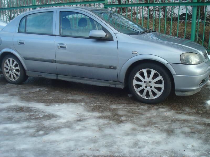 Opel Astra II, 1999m.