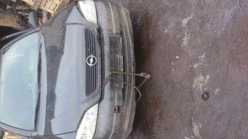 Opel Astra I dti, 1999m.