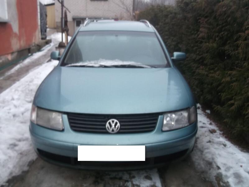 Volkswagen Passat B5, 1999y.
