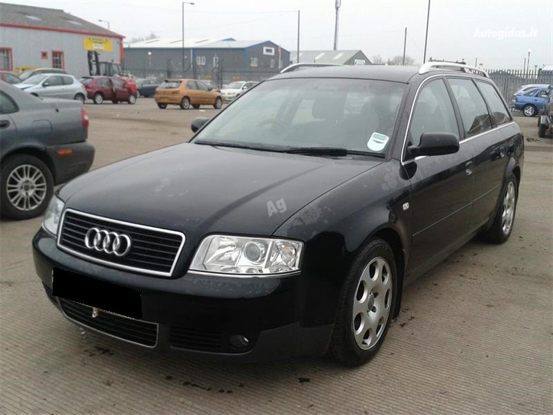 Audi A6 C5, 2004m.