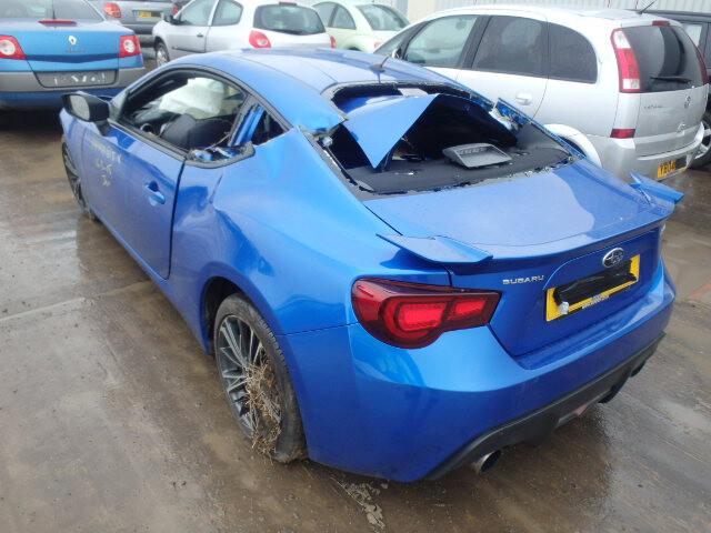 Subaru BRZ, 2013m.