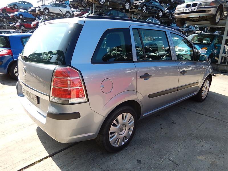 Opel Zafira B, 2006m.
