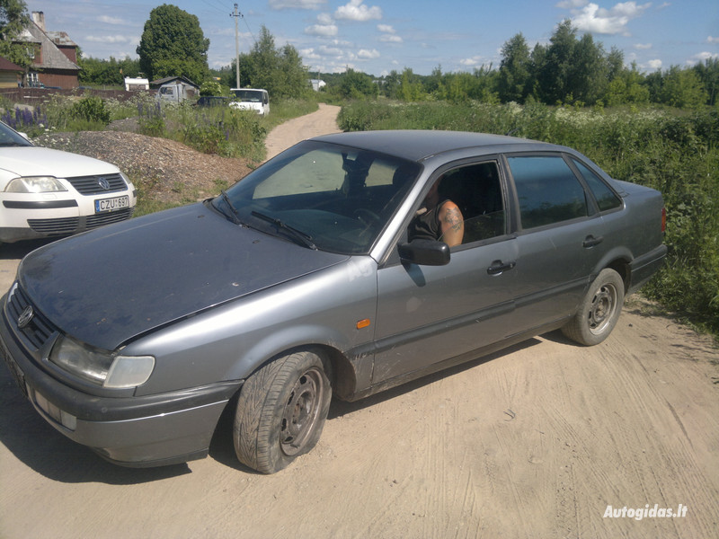 Volkswagen Passat B4 1.9 td idialus, 1995г.