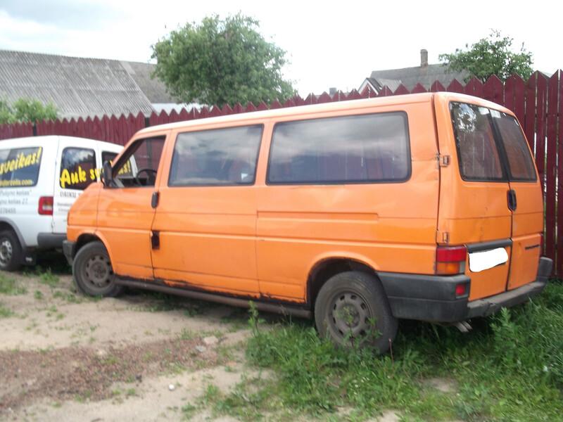 Volkswagen Transporter T4, 1994y.