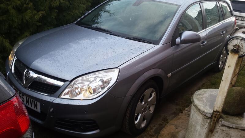 Opel Vectra C, 2007y.