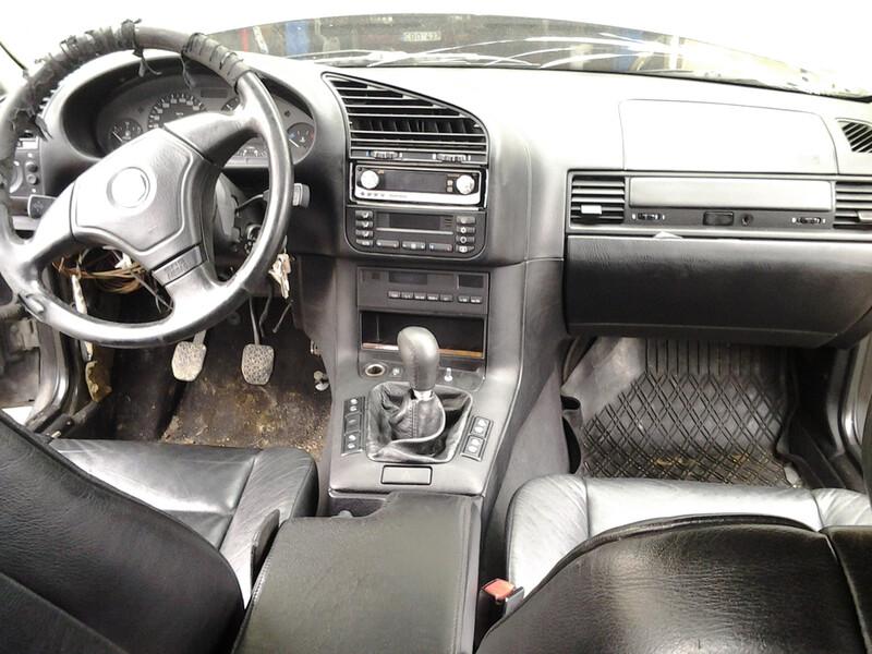 BMW 318 E30 tds, 1994m.