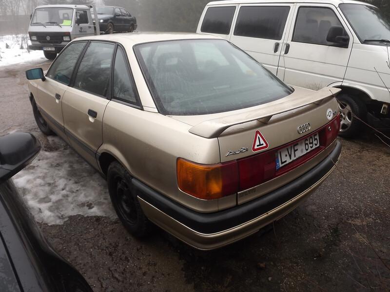 Audi 90 B3 2.0 103 KW DOCH, 1990г.