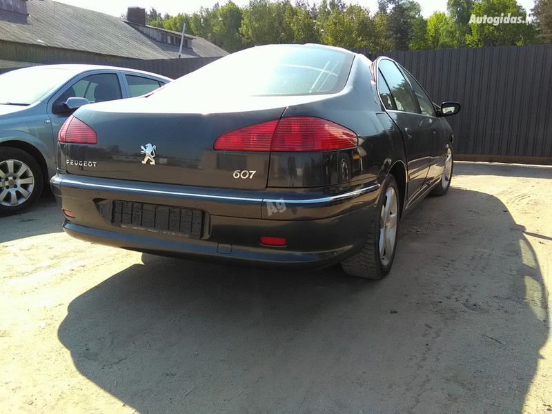 Peugeot 607, 2005m.