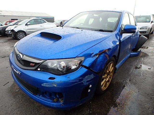 Subaru Impreza GH STI, 2009m.
