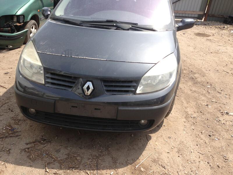 Renault Scenic II, 2005m.