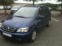 Opel Zafira A XE22SE, 2003y.
