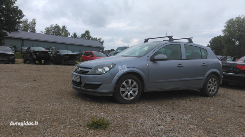 Opel Astra II, 2005г.