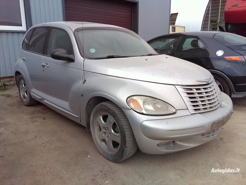 Chrysler PT Cruiser, 2002m.