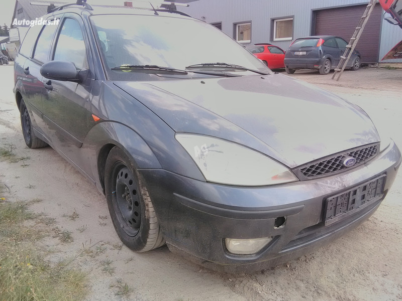 Ford Focus Mk1, 2002y.