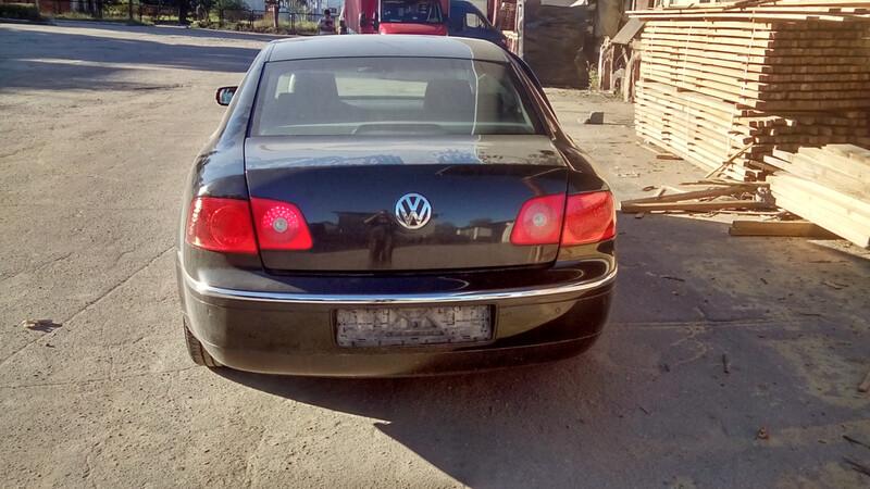 Volkswagen Phaeton, 2006m.