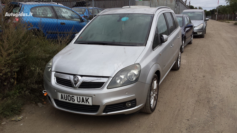 Opel Zafira B direct, 2007m.