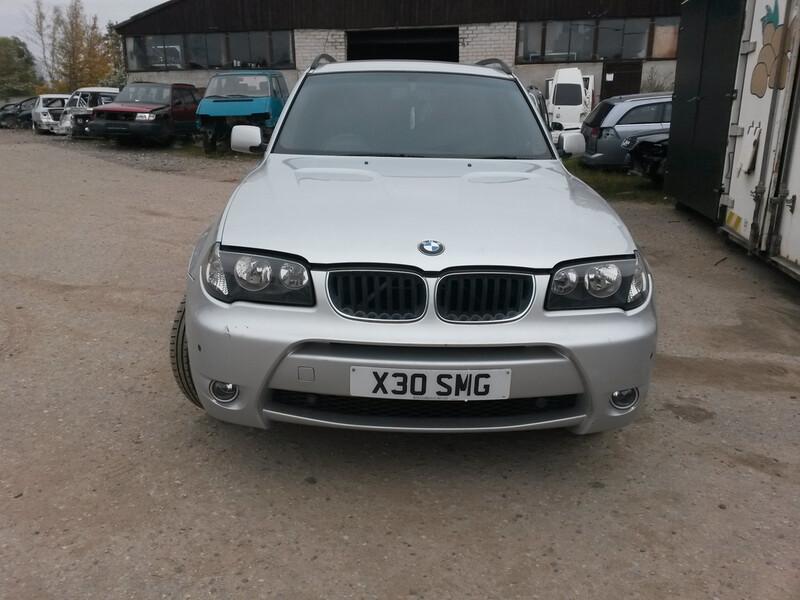 BMW X3 E83, 2004m.